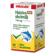 Haizivs skrimšļi PLUS 740 mg